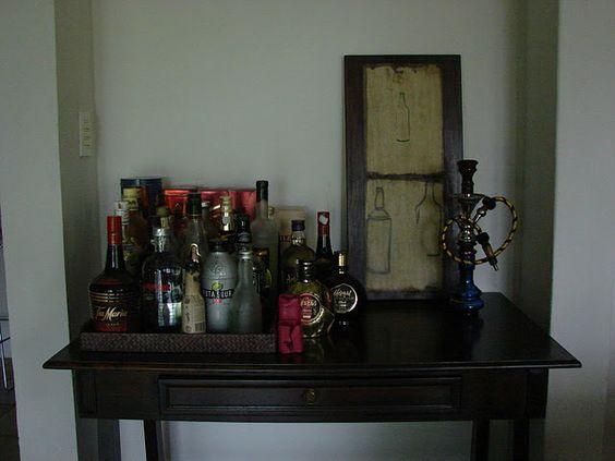 Sala de Jantar - Bar
