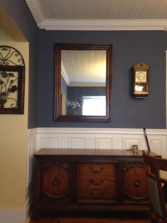 Blue Distance By Sherwin Williams For The Home