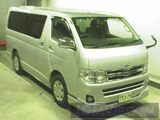 2011 TOYOTA REGIUS ACE GL_5 TRH200V - http://jdmvip.com/jdmcars/2011_TOYOTA_REGIUS_ACE_GL_5_TRH200V-2uWTDwH3BoJUmMu-5033