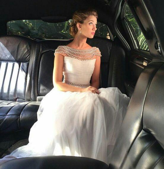 Petra Solano's Wedding Dress In Jane The Virgin