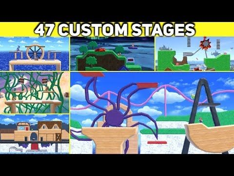 47 High Effort Custom Stages For You By Me Smash Ultimate