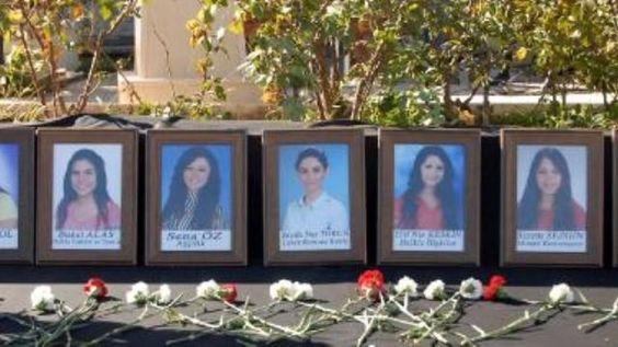 Kazada ölen öğrenciler anıldı