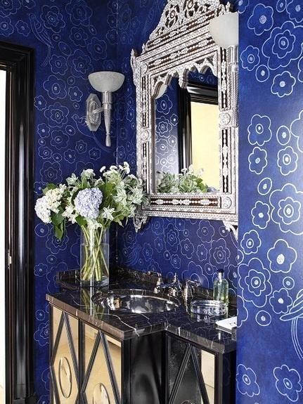 Bacha Para Baño Azul:Pin de Adriana Cibrián en Baños