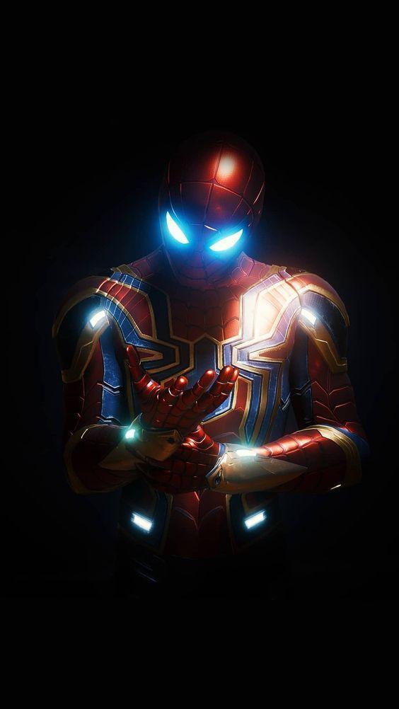 Wallpapers Fondos De Pantalla Spiderman Para Celular 4k Y Hd Fondo De Pantalla De Avengers Vengadores Marvel Fondo De Pantalla De Iron Man