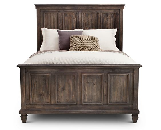 Beds-Sedona Panel Bed-Indulge in heirloom quality