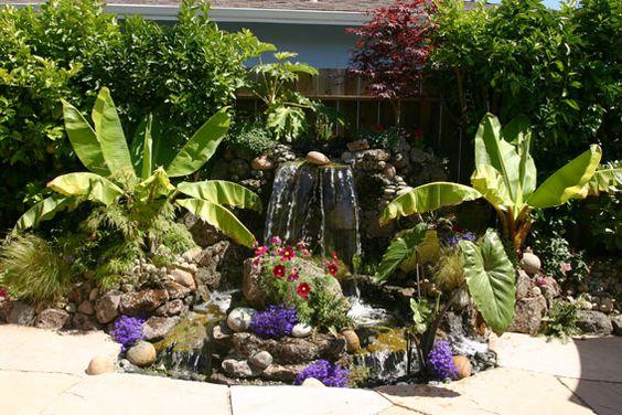 Artscapes backyard cascadas, agua cuenta con un diseño e instalación en Península y Área de la Bahía