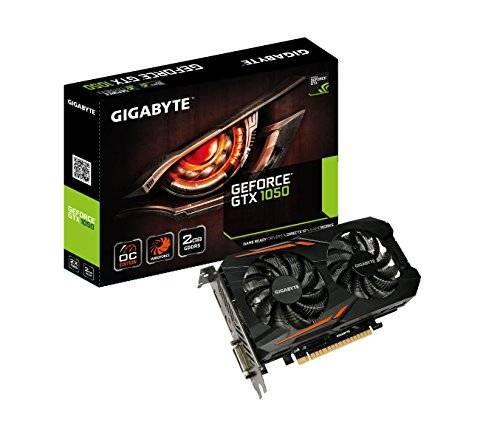 Gigabyte Geforce Gtx 1050 2gb Gddr5 128 Bit Pci E Graphic Card Gv