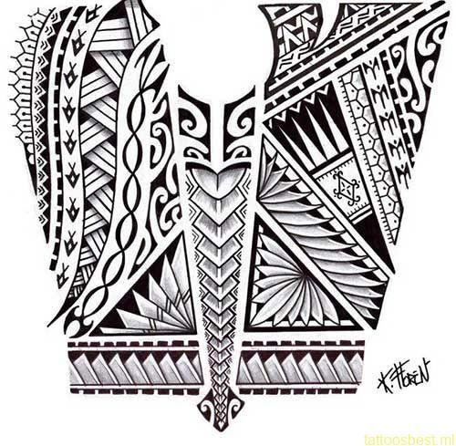 50 Maori Tattoo Designs Designs Maori Tattoo
