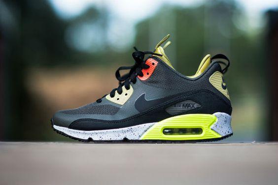 Nike Air Max 90 Sneakerboot NS Olive | MATÉRIA:estilo