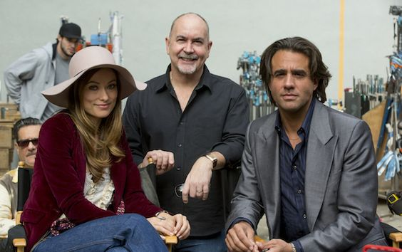 There is a major behind-the-scenes shakeup at HBO's 1970s rock n roll drama Vinyl as the seriesheads into its second season. Co-creator, executive producer and showrunner Terence Winter has …