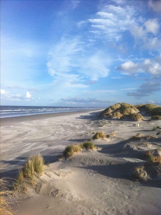 Ameland, Friesland. The Netherlands