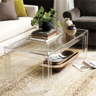 Felicity Acrylic Coffee Table Acrylic Furniture Coffee Table