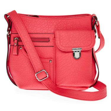 Rosetti Triple Play Rudy Crossbody Handbag - JCPenney
