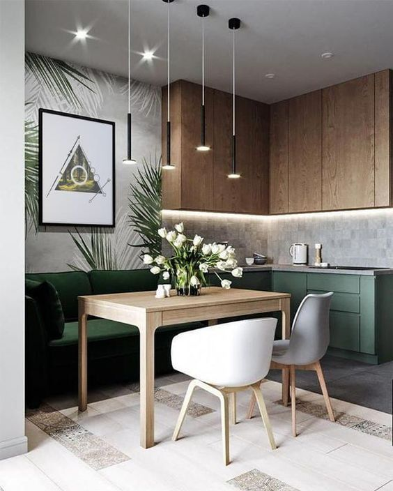 Love This Unique Simple Kitchen Area Re Create This Look With