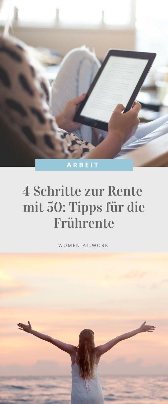 Rente Mit 50