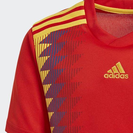843a723e87 Camiseta Seleccion Española Mundial 2018