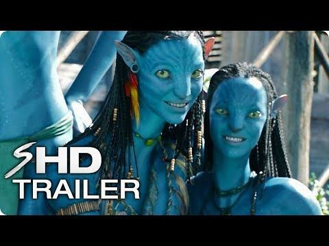 Avatar 2 Teaser Trailer Concept 2020 Return To Pandora Zoe Saldana Movie Youtube In 2020 Zoe Saldana Movies Avatar Fantasy Cosplay