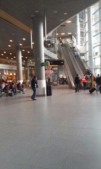 Nuevo Dorado airport.