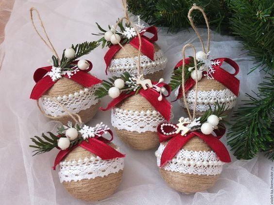 Kula Kule Styropianowe 10cm 10szt Bombki Bombka 7642993187 Allegro Pl Wiecej Niz A Christmas Ornaments Diy Christmas Ornaments Christmas Ornaments Homemade