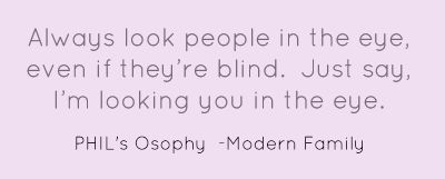 modern family philosophy books and philosophy on
