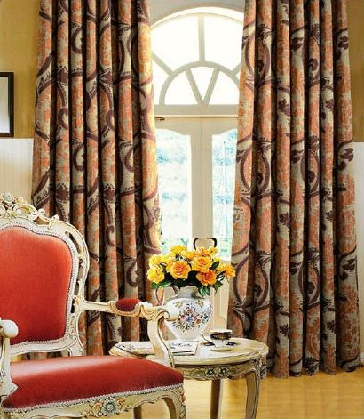 Patterned curtains, Curtain panels and Curtains on Pinterest