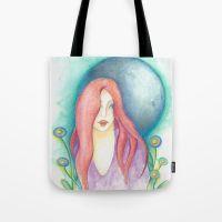 Bella Luna Tote Bag
