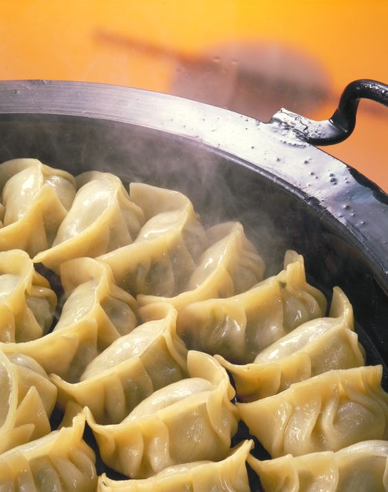 It's the #yearofthehorse! Make some lucky dumplings with your kids for the #chinesenewyear