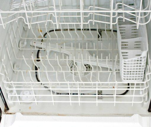 How To Clean Inside A Dishwasher Using Natural Ings