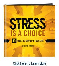 Stress is a Choice with free DVD