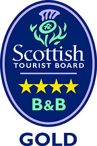 Online reviews and VisitScotland (or Scottish Tourist Board, if you're really old fashioned) both rate us highly.