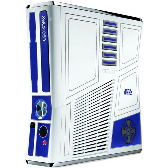Limited Edition Kinect Star Wars Xbox 360 Bundle