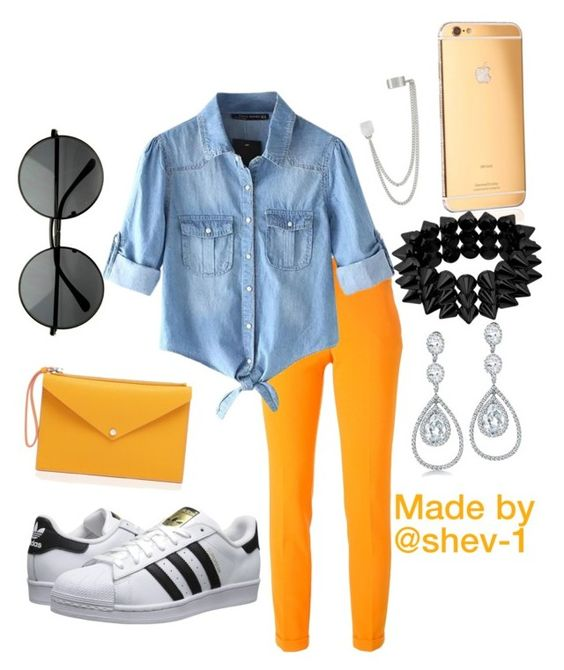 """""""Made by @ shev-1"""" by risashirah ❤ liked on Polyvore"""