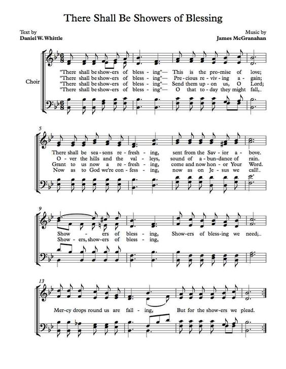 Free Sheet Music For Come Holy Ghost Creator Blest Enjoy Free