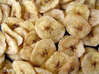 Monis Küchentipps: Bananenchips selber machen