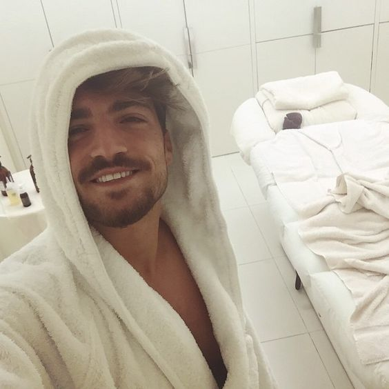 When it comes to massages I'm the happiest man in the world!  ! #DayOff #London