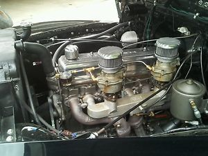 Chevy GMC 235 inline 6 cylinder engine motor built hot rod ...
