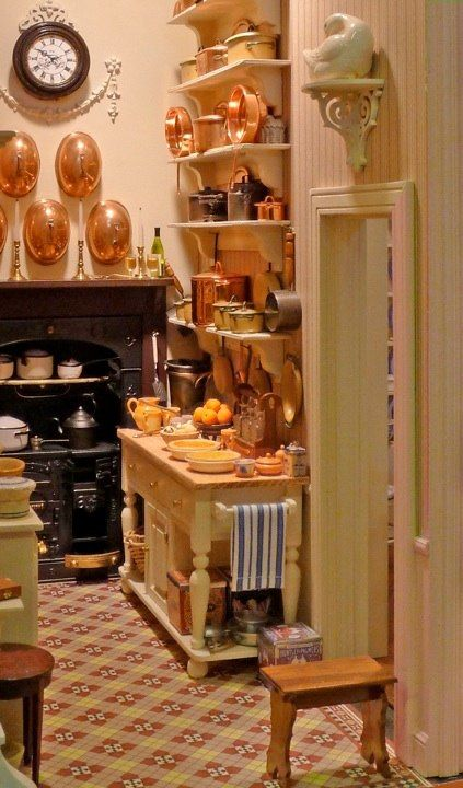 Neville kitchen displays