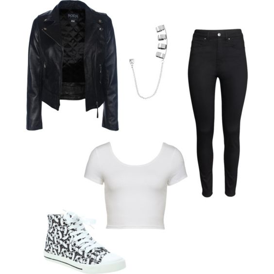 A fashion look from January 2015 featuring H&M pants and Steve Madden earrings. Browse and shop related looks.
