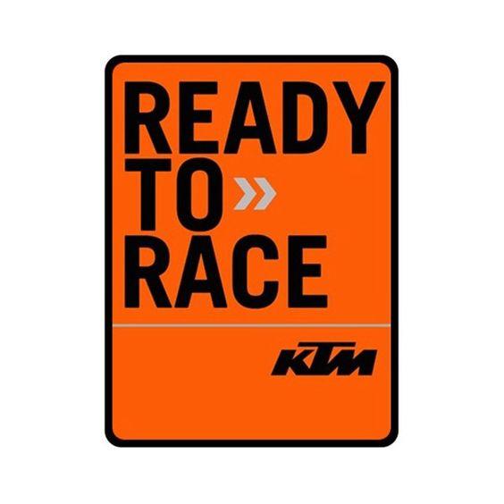 Ktm Ready To Race Font