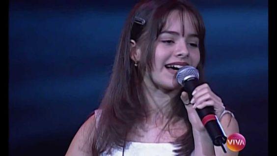 Sandy canta Águas de Março (Som Brasil - Elis Regina)