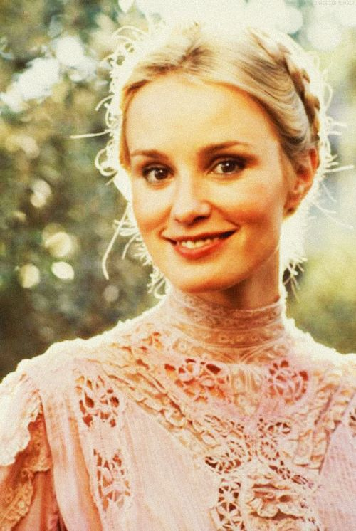 young Jessica Lange