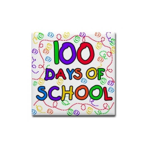 Today is the 100th day of school! Grand Prairie Texas