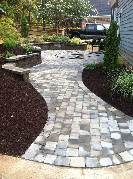 walkway designs and patio designs paver patio walkway walkways