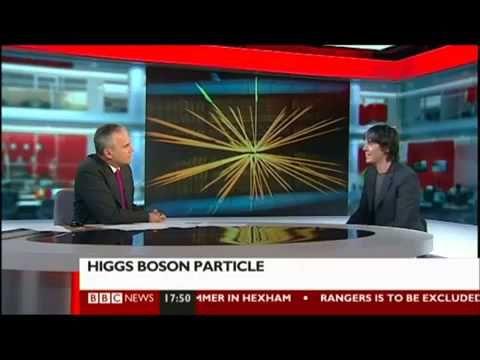 Brian Cox Higgs Boson Particle Discovery - BBC