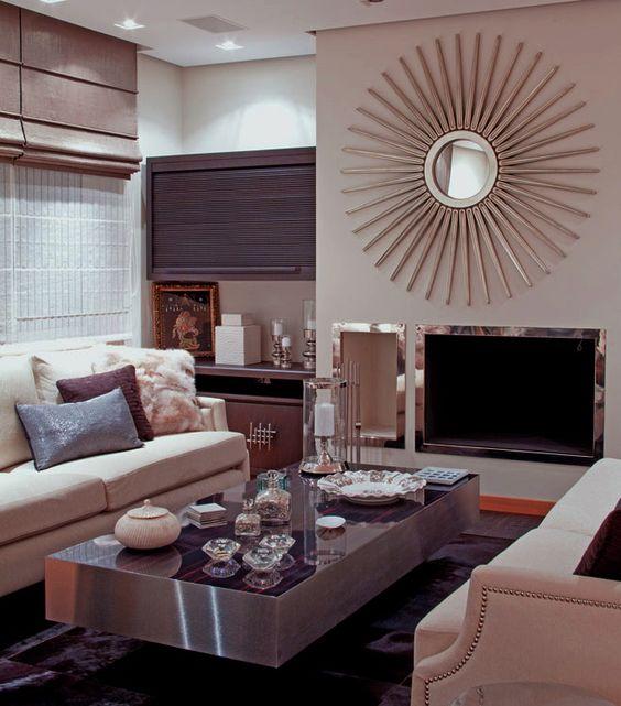 House in Athens - Luxury modern Living room | SISSY FEIDA INTERIORS