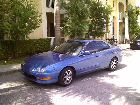 Fs 2000 Acura Integra Gsr 4 Door Honda Tech Acura Integra Acura Honda