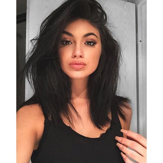 Fine Black Hair Hair And Cut And Style On Pinterest Hairstyles For Women Draintrainus