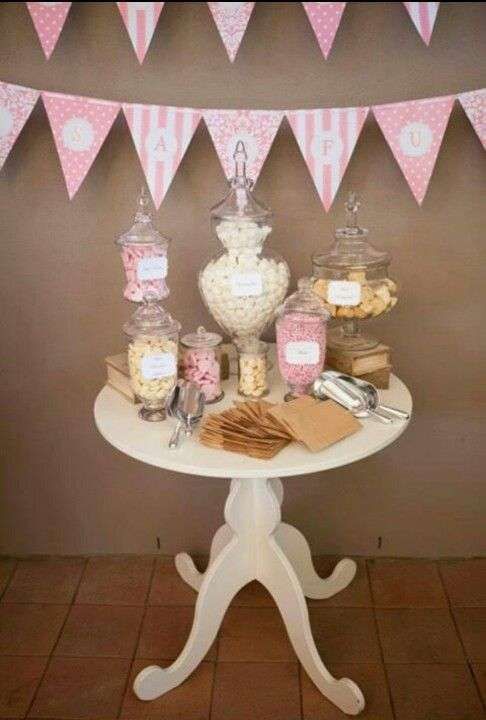 Hens day lolly buffet