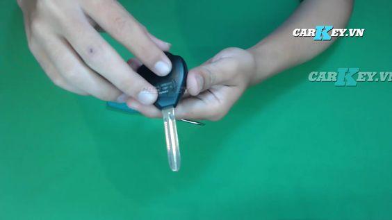Chìa khóa ô tô Toyota