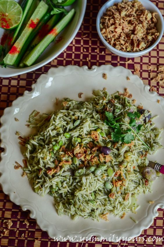 Avarekai Pulao, rice, veggies and spices cooked in one pot, making nutritious meals, a breeze!